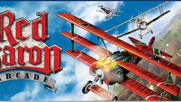Red Baron Arcade jeszcze dzisiaj na amerykańskim PS Store