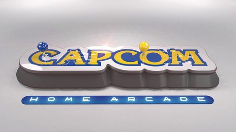 Capcom Home Arcade wygląda niedorzecznie, ale zapowiada się na ciekawą retrokonsolę