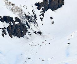 Szwajcaria. Lawina w Crans-Montana, śnieg porwał narciarzy