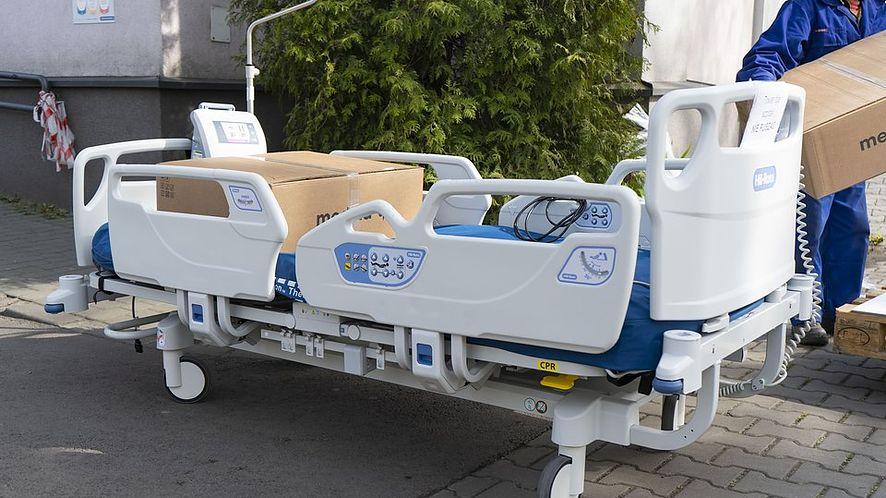 x-kom wspomógł częstochowskie szpitale w potrzebie, fot. materiały prasowe
