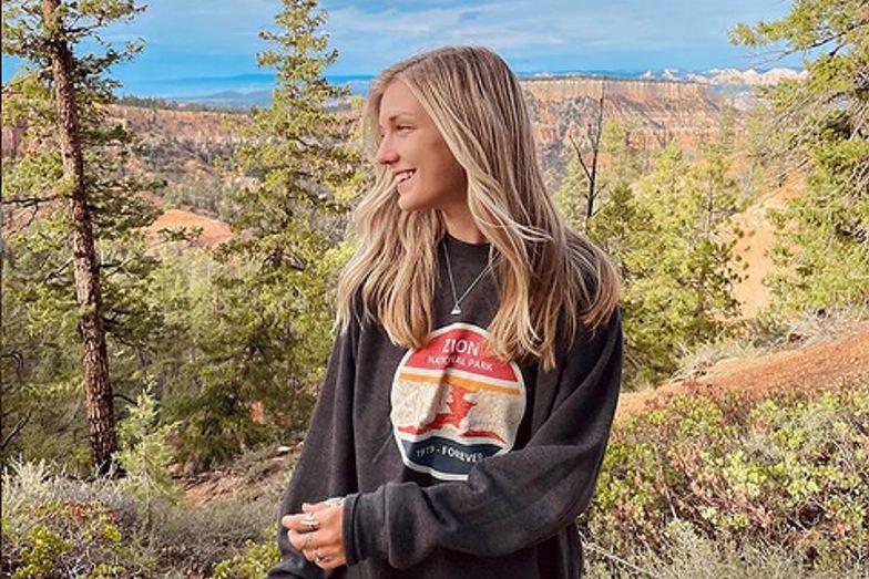 Blogerka zniknęła w trakcie podróży z narzeczonym. Niepokojące nagranie