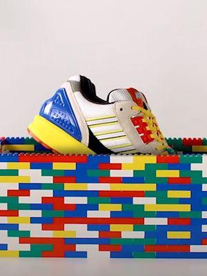 Adidasy od LEGO to nie koniec. Zbierajcie kasę na nowe kolaboracje