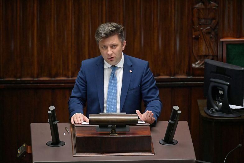 Szef Kancelarii Premiera z koronawirusem. Michał Dworczyk z apelem do Polaków