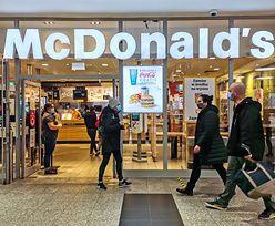 Nowy produkt w McDonald's. Ludzie będą się ustawiać w kolejkach
