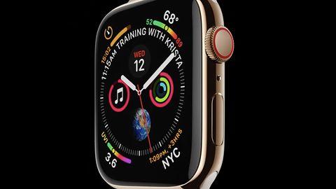 Apple Watch 4 oficjalnie. Wreszcie doczekaliśmy się odświeżonego wyglądu