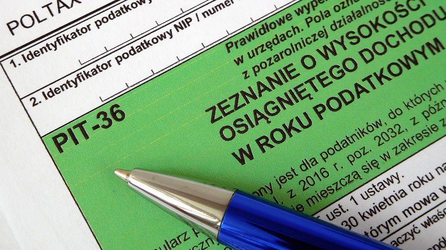 Cyberprzestępcy liczą na nieuwagę osób rozliczających PIT/Fot. MARIUSZ GRZELAK/REPORTER