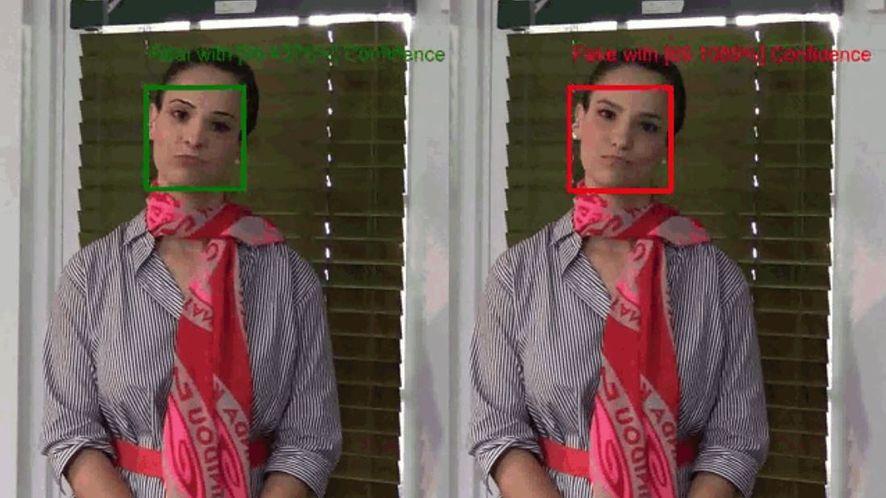Narzędzie do wykrywania technologii deepfake (blog.microsoft.com)