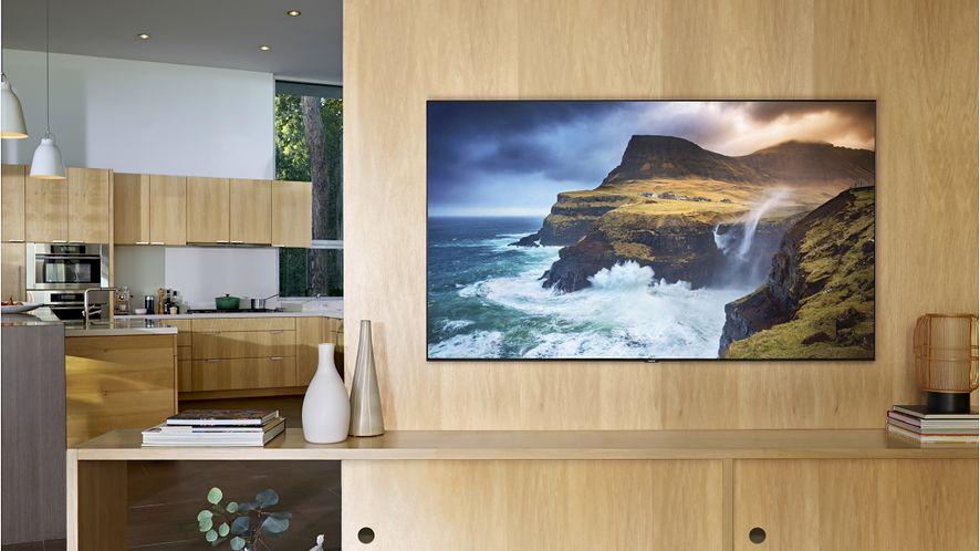 Samsung wprowadza do sprzedaży nowy, topowy telewizor, fot. materiały prasowe