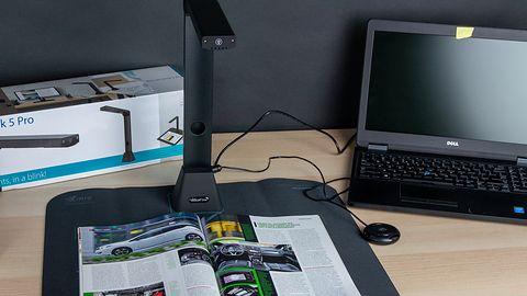 Mniej papieru, więcej treści. Test IRIScan Desk 5 Pro