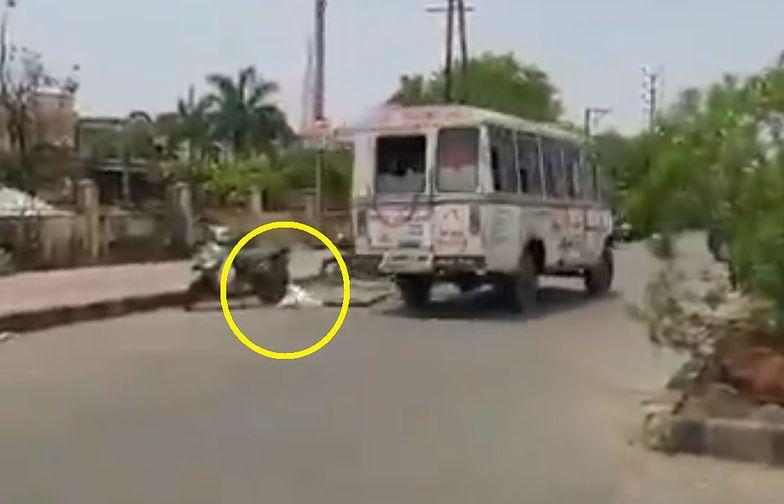 Covidowa rzeczywistość Indii. Wstrząsające nagranie obiegło świat