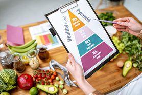 Piramida żywieniowa - zasady, nowa i stara piramida żywieniowa
