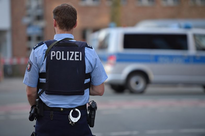 Auto wjechało w tłum. Horror w Niemczech