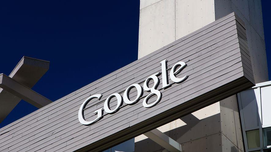 Siedziba firmy Google z depositphotos