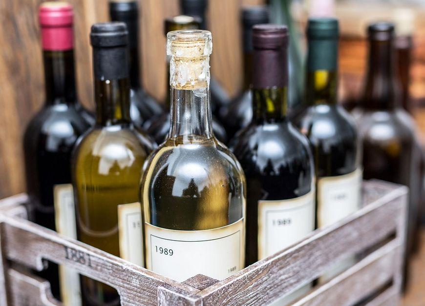 Picie wina ma wiele zalet