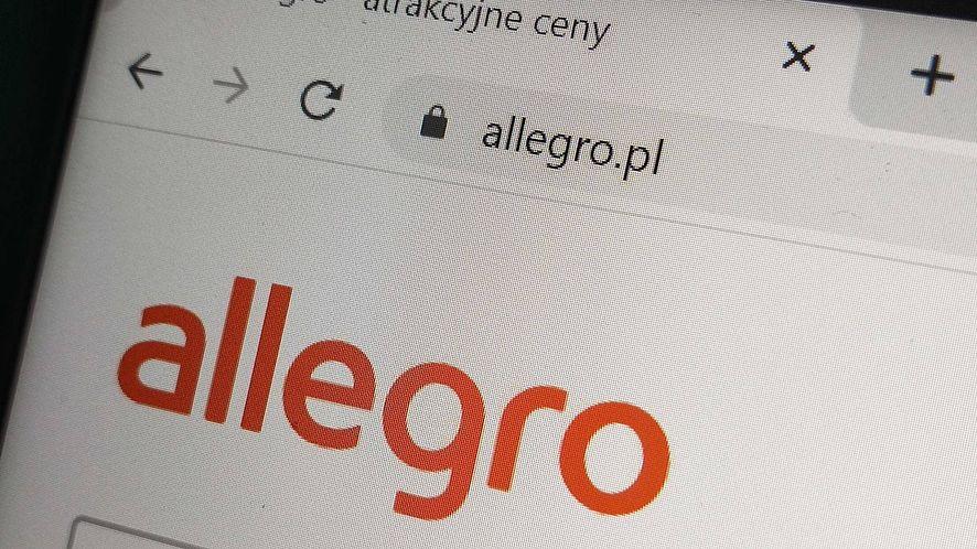 Allegro znów wykorzystane przez oszustów. Motywem aukcje z iPhone'ami