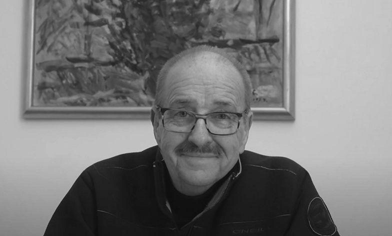 """Nie żyje Krzysztof Zakrzewski. Grał w """"Klanie"""" i """"Na dobre i na złe"""""""
