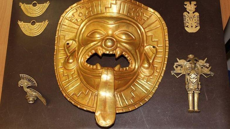 Skonfiskowano tysiące skradzionych artefaktów w 103 krajach.