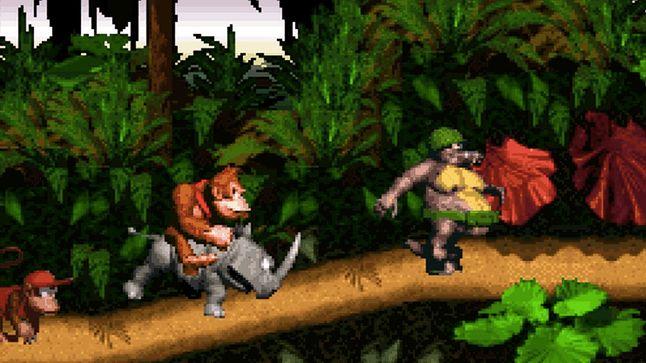 Donkey Kong Country, Last of Us ówczesnej generacji gier ;)