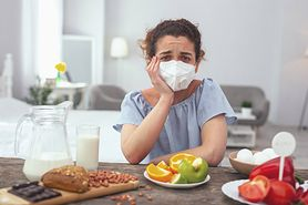 Objawy alergii pokarmowej