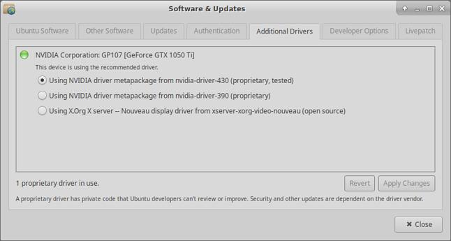 Ubuntu 18.04 LTS – przyznajcie, to nie jest czytelne, fot. OMG! Ubuntu!