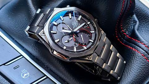 Test Casio Edifice EQB-1100: Klasyczny zegarek z dedykowaną aplikacją