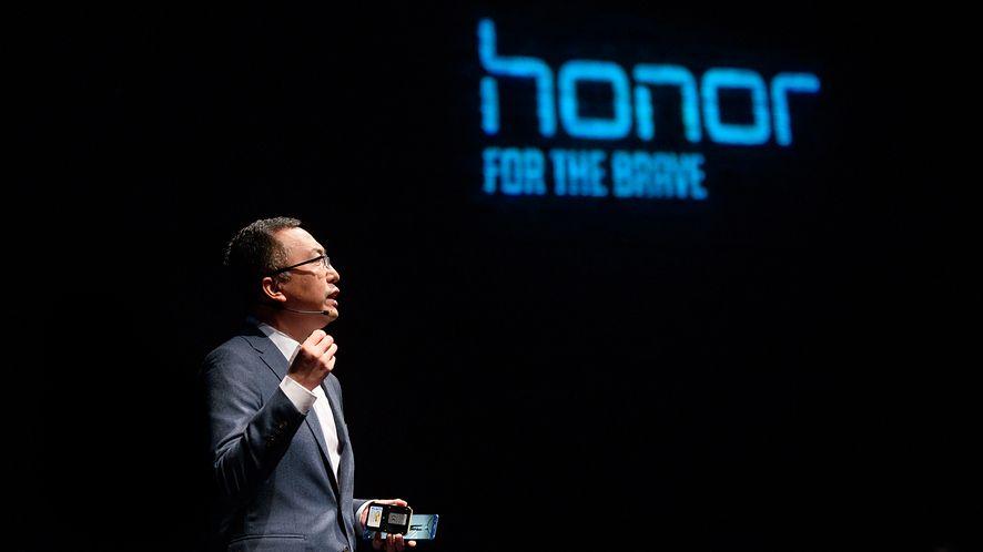 """Honor zaprezentował """"nową kategorię urządzeń"""" (Getty Images)"""