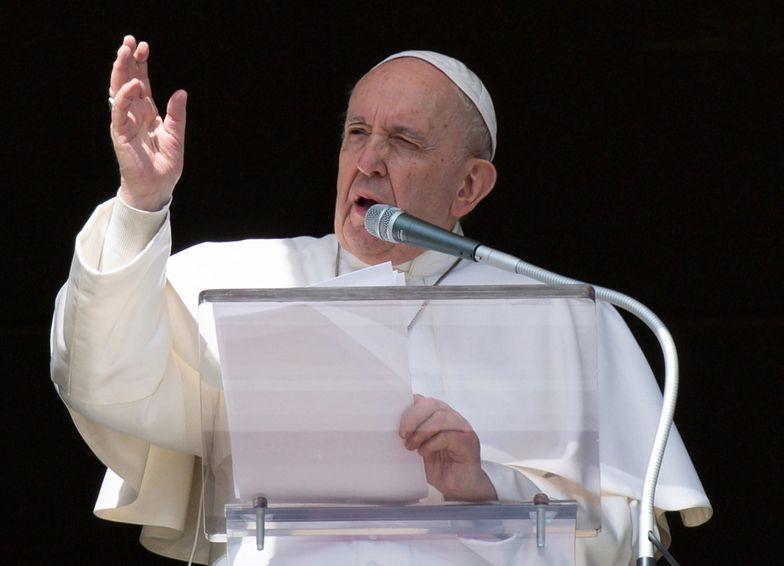 Zbliża się potop? Papież Franciszek ostrzega świat
