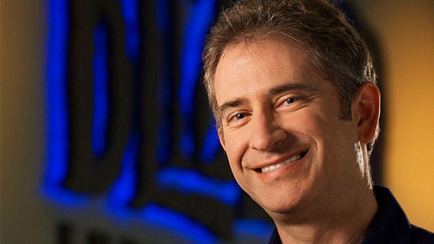 Mike Morhaime, były szef firmy Blizzard mówi: zawiodłem was.