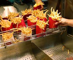 McDonald's oszukuje na objętości frytek? Wiemy, jaka jest prawda