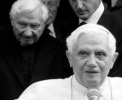 Nie żyje brat Benedykta XVI. Georg Ratzinger miał 96 lat