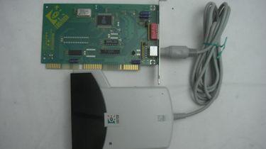 O mrocznych czasach sprzed standardu USB - dlaczego sam nie zrobiłem zdjęcia tej karcie przed montażem!?