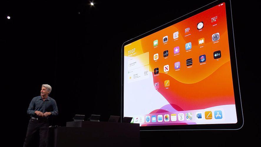 Apple WWDC: iPad to komputer z własnym systemem operacyjnym