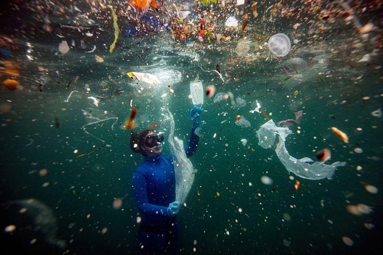 Oceany są ich pełne. Plastikowe słomki są najmniejszym problemem