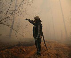 Pożar w Czarnobylu. Państwowa Agencja Atomistyki apeluje do Polaków