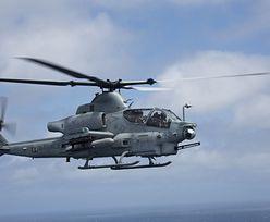 Syria. Katastrofa amerykańskiego helikoptera wojskowego