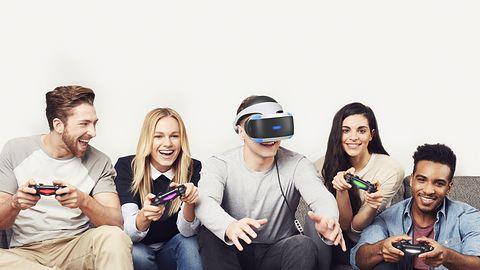 PlayStation VR nie czeka na Czarny Piątek - promocja już od dziś