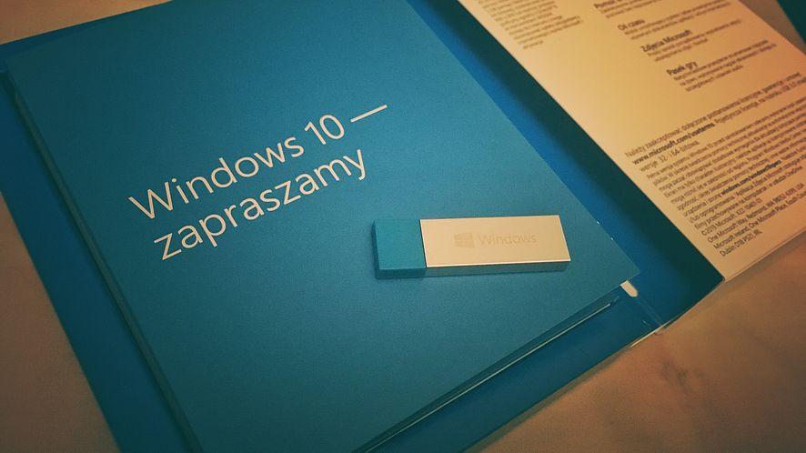 Windows 10 i jedna aktualizacja rocznie. Wyjaśnijmy sobie to wreszcie (fot. Kamil Dudek)