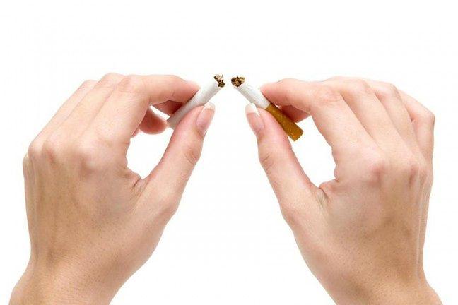Nie pal papierosów