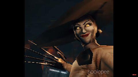 A tak wyglądłby Resident Evil Village na PS1