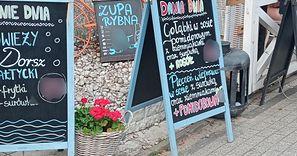Takie ceny obowiązują w Mielnie. Turystka przysłała nam zdjęcia