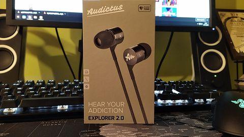 Słuchawki dokanałowe wciąż na topie — Audictus Explorer 2.0