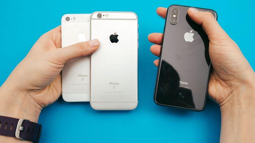 Apple wycofało ze sklepu iPhone'a SE i inne modele. (depositphotos)