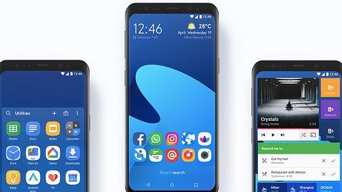 Smart Launcher 5: launcher idealny dla smartfonów z dużymi ekranami