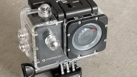 Test kamerki Ferguson eXtreme Action CAM – rozsądna propozycja