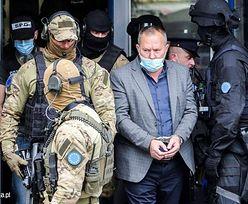 Jest oskarżany o zbrodnie wojenne. Dopadli go Polacy