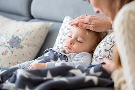 Jak odróżnić przeziębienie od grypy? Kiedy udać się z dzieckiem do lekarza?