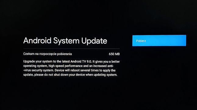 Xiaomi Mi Box dostał aktualizację do Androida TV 9, fot. Oskar Ziomek.
