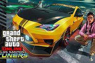 Gracze GTA Online chodzą w kółko po parkingu. Nie, to nie jest początek żartu