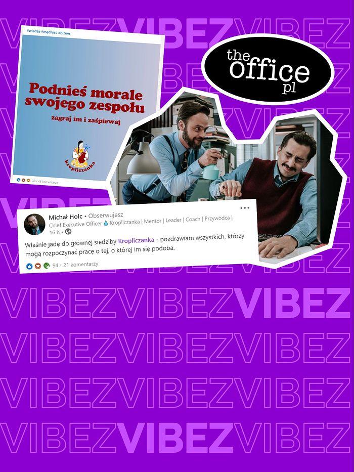 "Marketing stojący za ""The Office PL"" jest... super!"