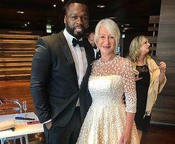 50 Cent podkochuje się w Helen Mirren. Różnica wieku? 30 lat